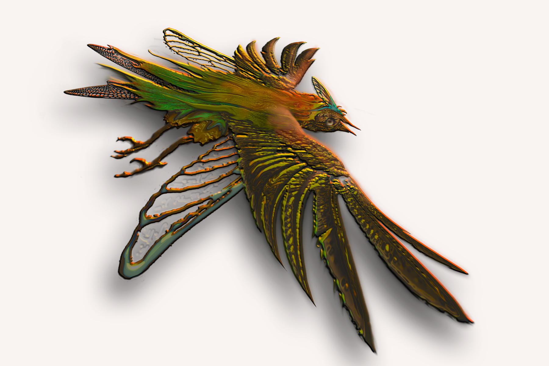 Feuervogels Tanz